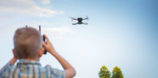 drone enfant