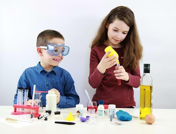 expérience science enfant