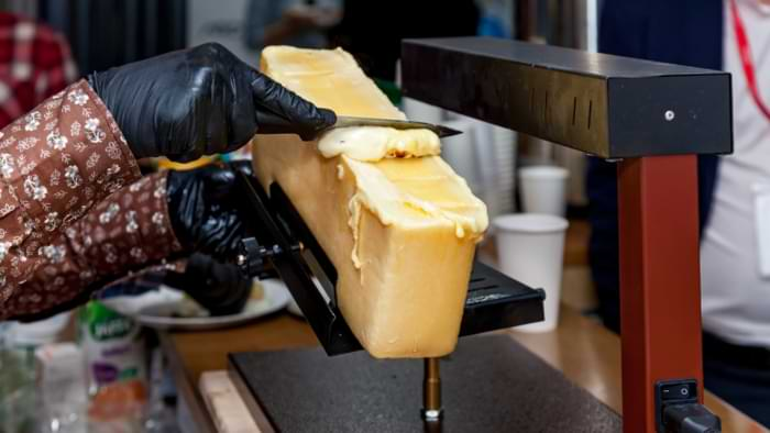 puissance chauffe 1000w appareil raclette traditionnelle
