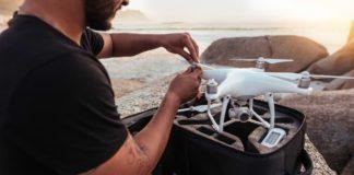 sac à dos drone