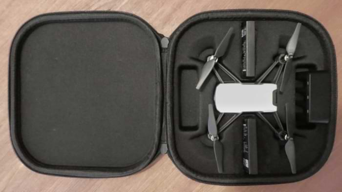 sacoche valise drone