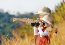 explorateur enfant